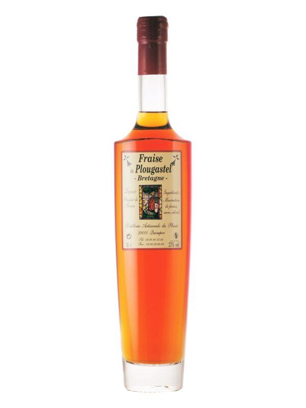 Liqueur Fraise Plougastel 50cl