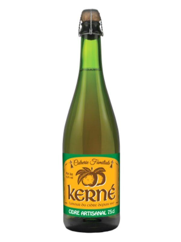 Cidre Artisanal Kerné 75cl
