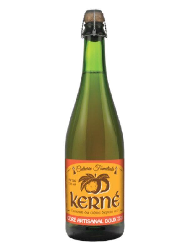Cidre Kerné doux 75cl