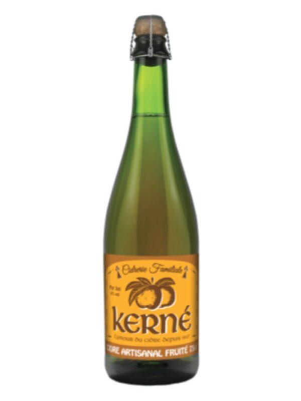 Cidre Kerné fruité 75cl