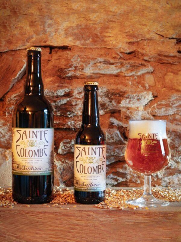 Sainte-Colombe Ambrée 33cl