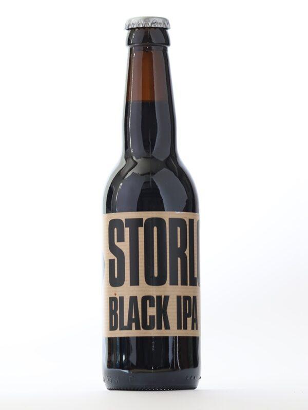 Storlok Black IPA 33cl