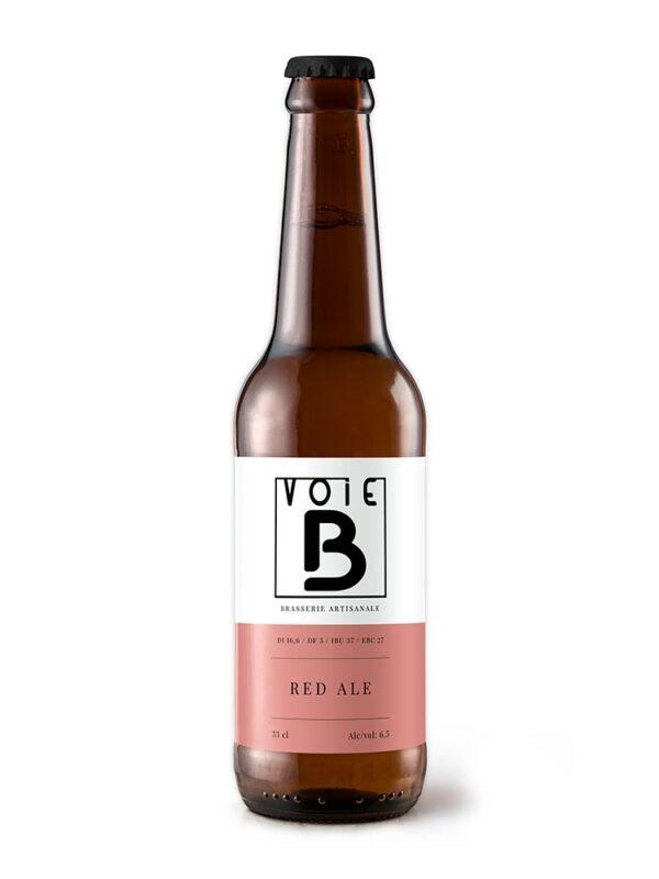 Voie B Red Ale 33cl